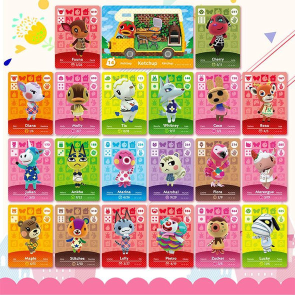 Pre-sale New Animal Villagers Set (6 Pcs)