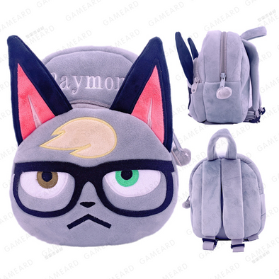 Raymond Plush Backpack For Kids