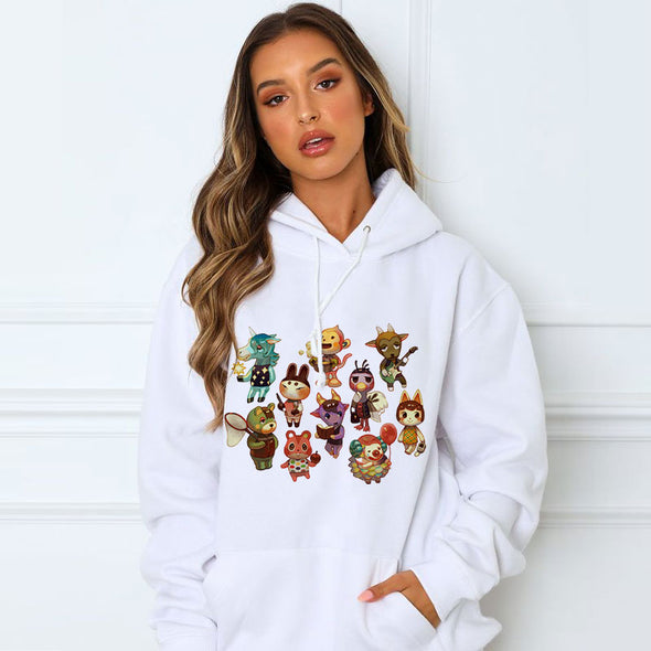 Animal Villagers Custom Hoodie