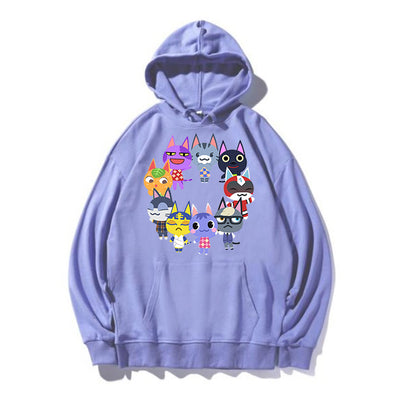 Cat Villagers Custom Hoodie