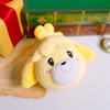 Cute Animal Plush Isabelle NFC Card Case Pendant