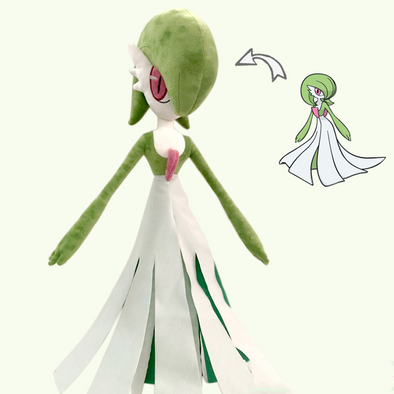 Cute Gardevoir Plush Doll