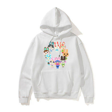Rabbit Villagers Custom Hoodie