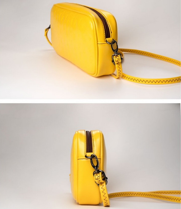 Switch Crossbody PU Leather Bag