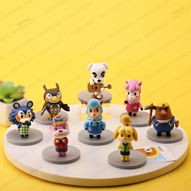 Animal Villagers Decoration Set 8