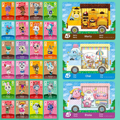 The Most Popular Animal Villagers 27 Pcs-Free Shipping
