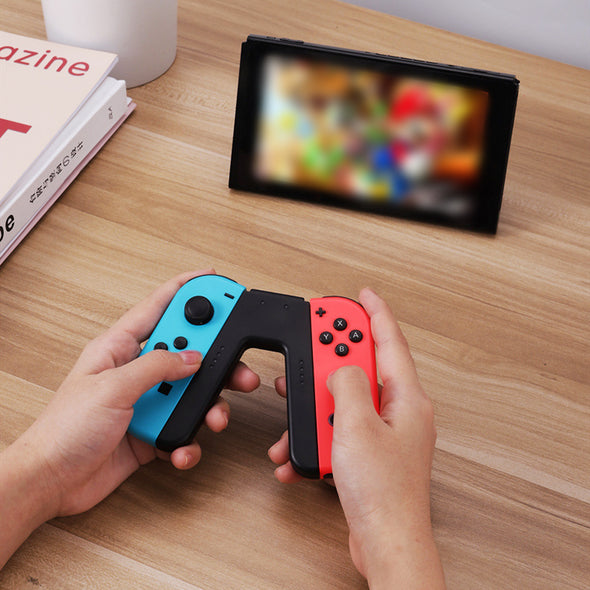 Joy-Con V-shaped Handle Charging Grip