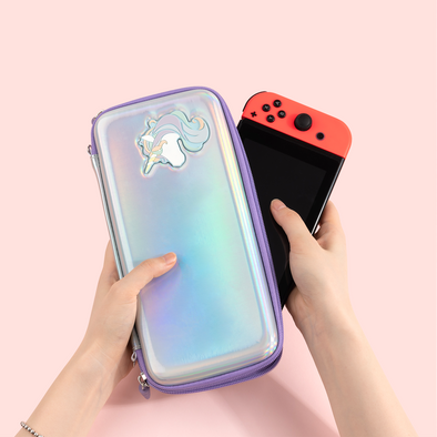 Switch Unicorn Carrying Case