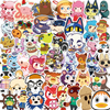 Cute Animal Villagers Stickers