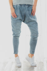 Hailey Denim Jogger