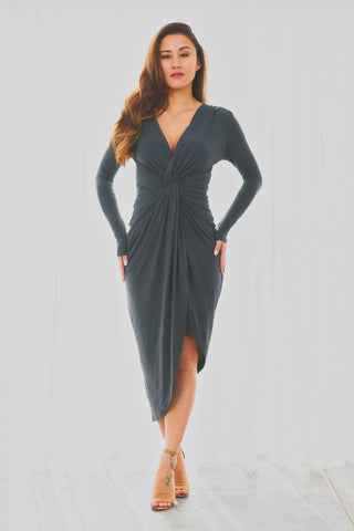 Bella Twist Dress
