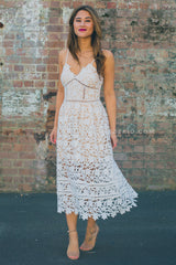 Alice Lace Dress