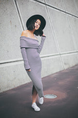 Louise Knit Dress