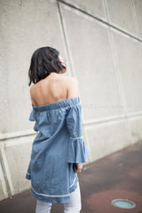 Elle Off Shoulder Top