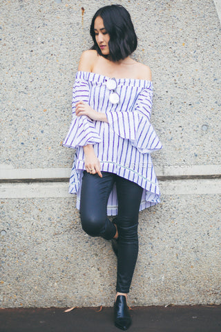 Marina Off Shoulder Top