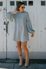 Vienna Knit Dress
