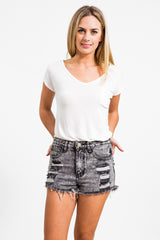 Elle Cut-off Shorts