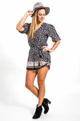 Lourdes Playsuit