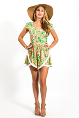 Annabel Playsuit