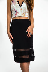 Society Staple Skirt