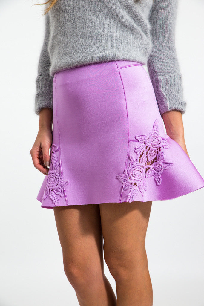 Lilac Lucy Skirt