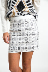 Latter Layered Skirt