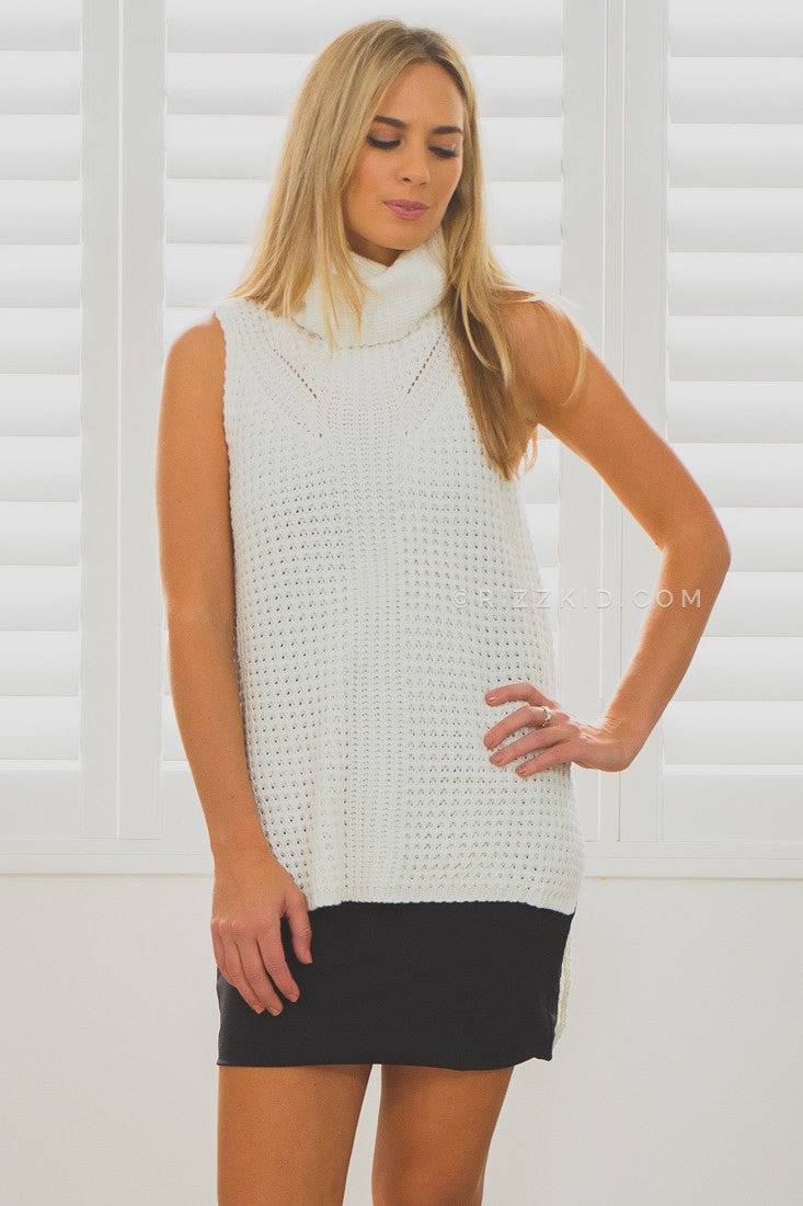Mellow Knit Top