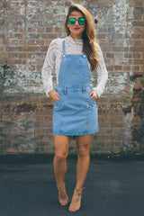 Avalon Denim Overalls