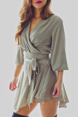 Jemma Wrap Dress