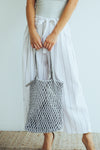 Markets bag - grey