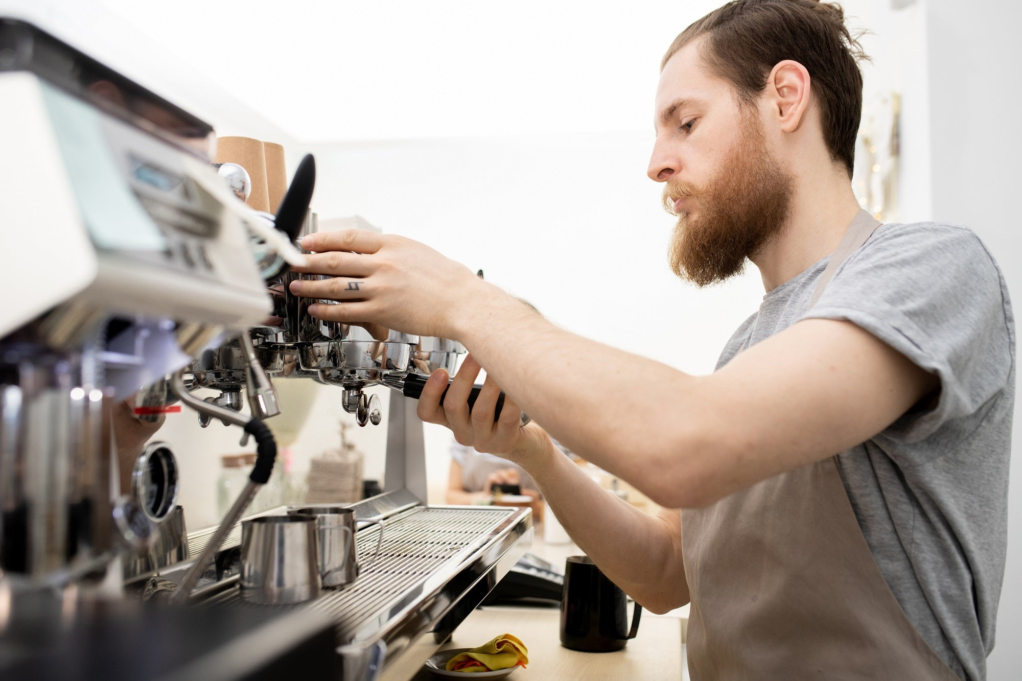 Why the espresso you made is not delicious 1