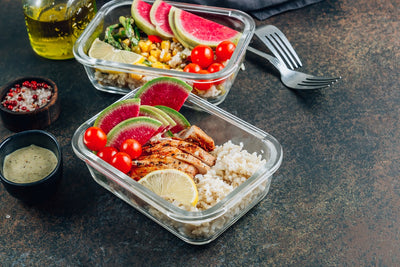 👍The easiest way to get rid of food storage containers odor