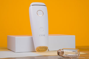 L'SOIE - Summer 2020 IPL Laser Hair Removal Device