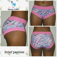 MADE TO ORDER Woman's panties