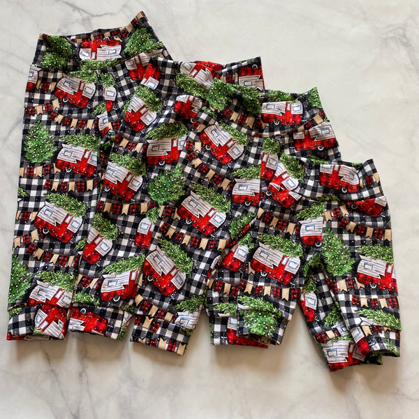 Christmas Camper Lounge Pants