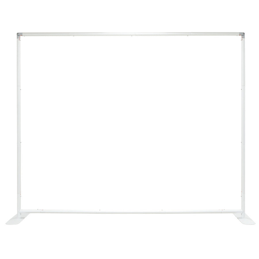 10 Ft. Fabric Display - Straight Double-Sided