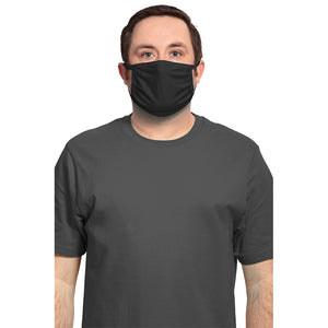 PPE Cotton Face Mask - With 2 color Logo (100 pieces)