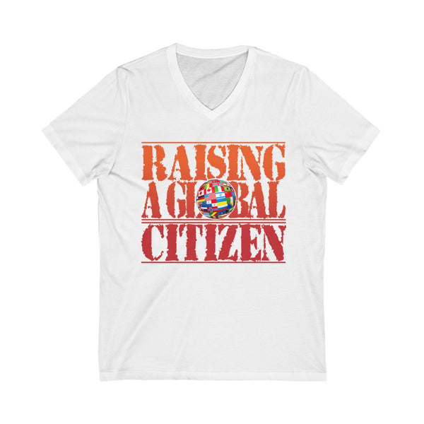 Raising A Global Citizen Travel T-Shirt [Adult]