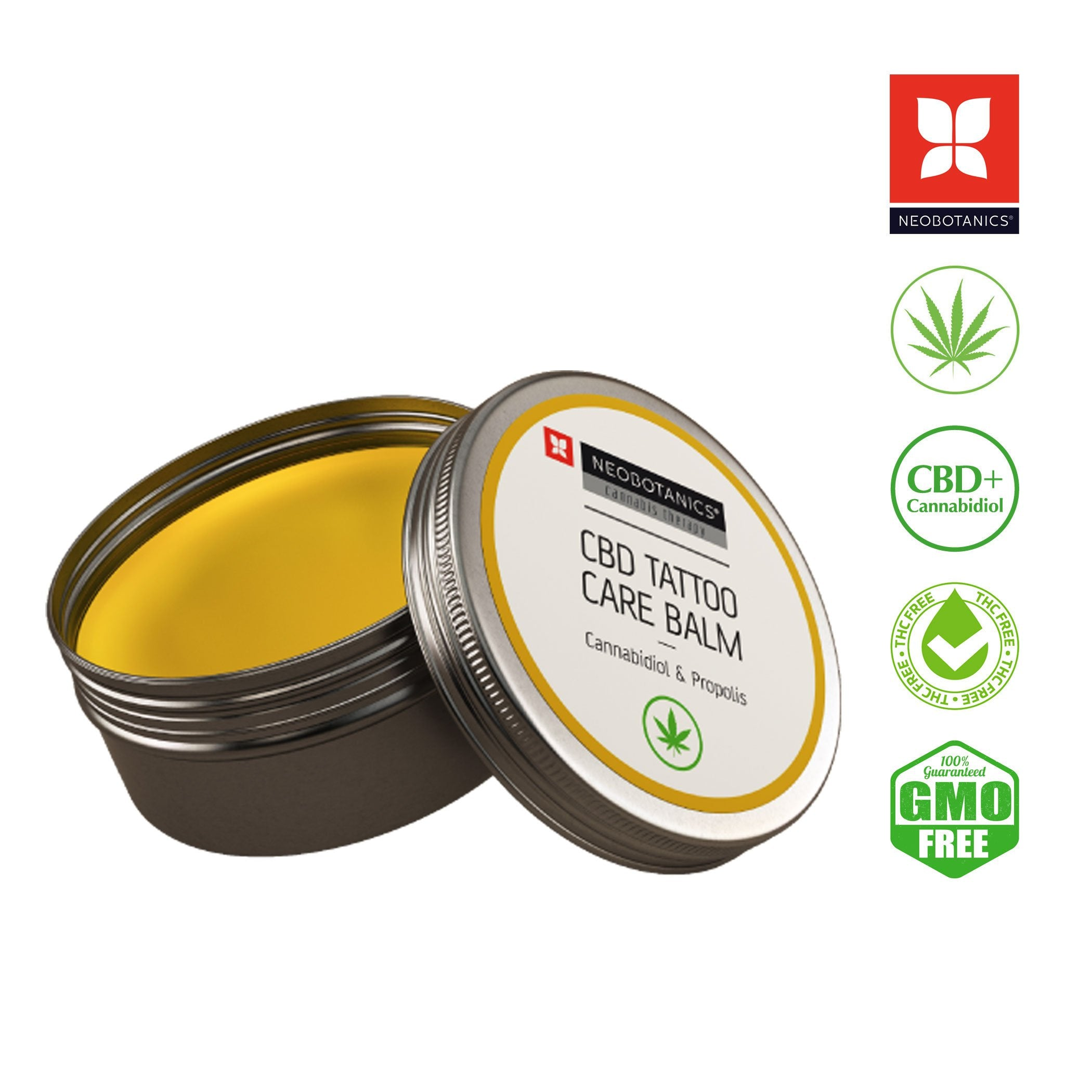 CBD TATTOO CARE BALM