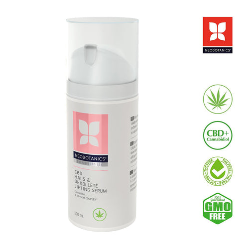 CBD Hals & Dekolleté Lifting Serum
