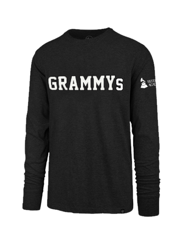 61st GRAMMYs Block Club Long Sleeve Tee