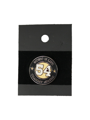 54th GRAMMYs Lapel Pin