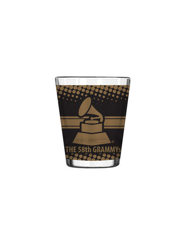 58th GRAMMYs Statue Sub Shot Glass