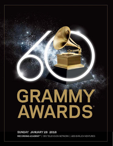 60th GRAMMYs Official Program