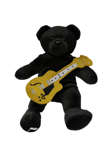 54th GRAMMYs Bear with Guitar