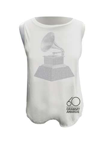 60th GRAMMYs Women's Muscle Tank