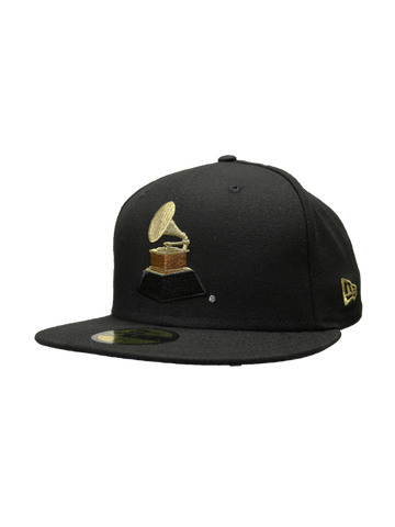 60th GRAMMYs 59FIFTY Pink Purple Undervisor Fitted Cap