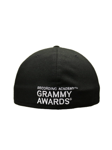02efe7b9 60th GRAMMYs 59FIFTY Teal Blue Undervisor Fitted Cap