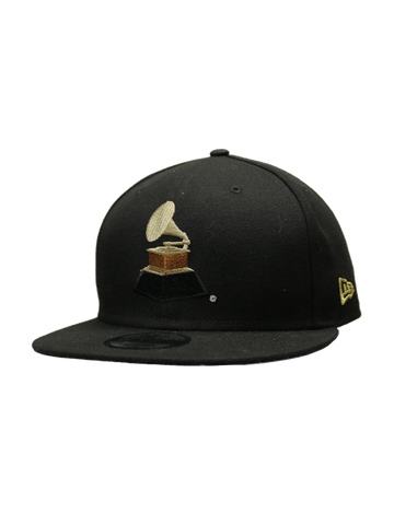 60th GRAMMYs 9FIFTY Teal Undervisor Snapback Cap