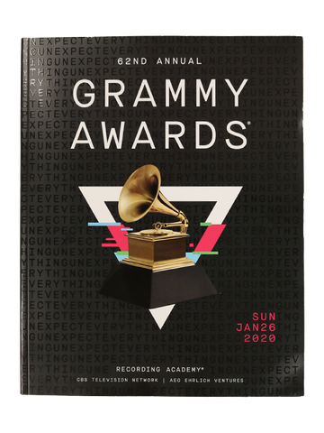 62nd Grammy Awards Program